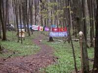 AW@L Radio - 2019-06-21 - Oshkimaadziig camp and the National Indigenous Peoples Day blockade of Awenda Park.