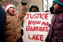 AW@L Radio - Algonquins of Barriere Lake confront Copper One at annual general meeting in Toronto.