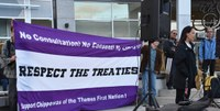 AW@L Radio - Chippewas of the Thames First Nation fight Line 9 pipeline project